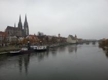 Altstadt ve Tuna Nehri