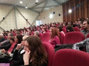 Öğrencilerin yoğun katılımı sevindiriciydi