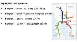 Proje kapsamında inşa edilmesi planlanan güzergâhlar