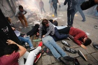 31 Mayıs 2014, İstiklal Caddesi (Reuters)